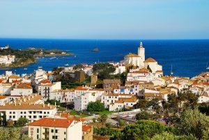 Mit dem Auto nach Spanien: Caraques an der Costa Brava