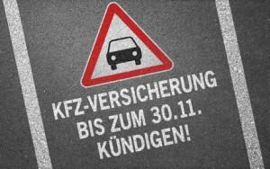 Hinweis zum KFZ-Versicherung wechseln