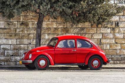 Der VW-Käfer, ein beliebter Oldtimer in Deutschland