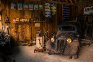 Verrosteter Oldtimer: Wenn der Roadtrip in den Sommerurlaub zum Motorschaden führt