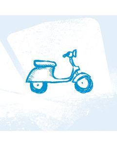Kfz-Kennzeichen für Leichtkraftrad