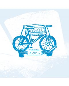 Kfz-Kennzeichen für Fahrradträger