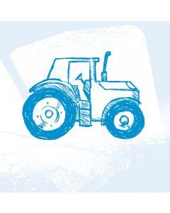 Kfz-Kennzeichen für Traktoren - Traktorkennzeichen