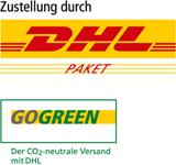klimafreundlicher Paketversand mit DHL GoGreen