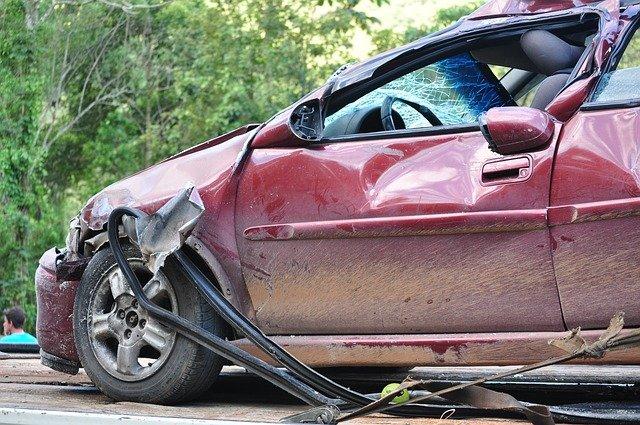 Kfz-Versicherung Auto-Unfall