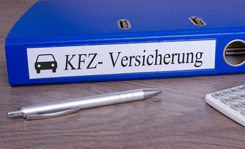 Ordner Kfz-Versicherung