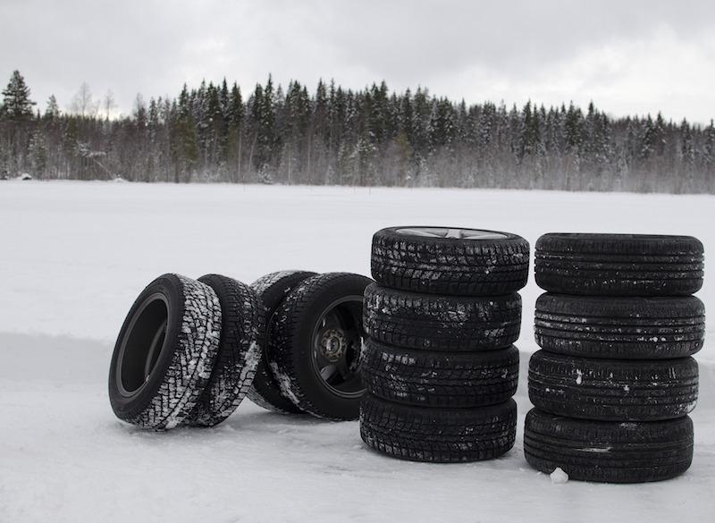Neue Bestimmungen für Winterreifen