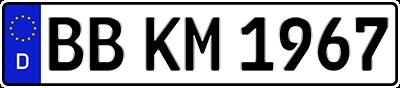 bb-km-1967