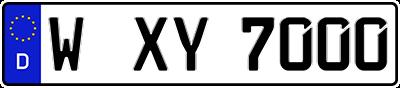 w-xy-7000
